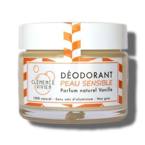 déodorant peau sensible