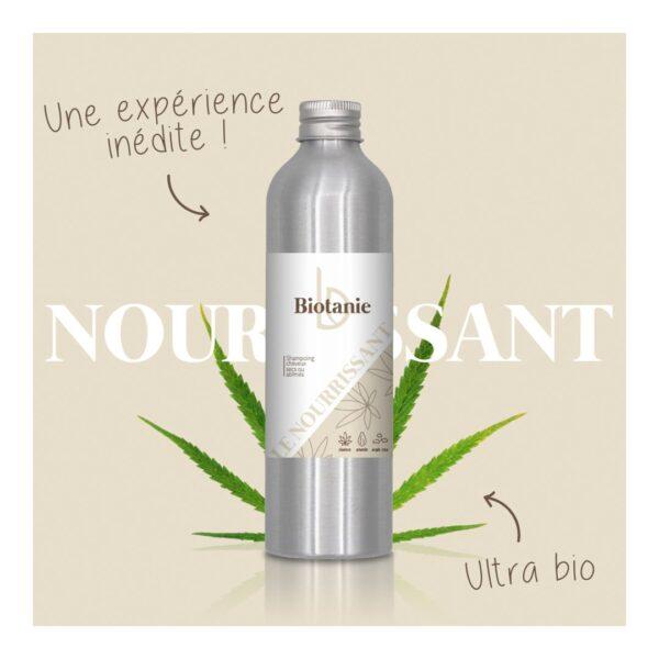 shampoing liquide nourrissant