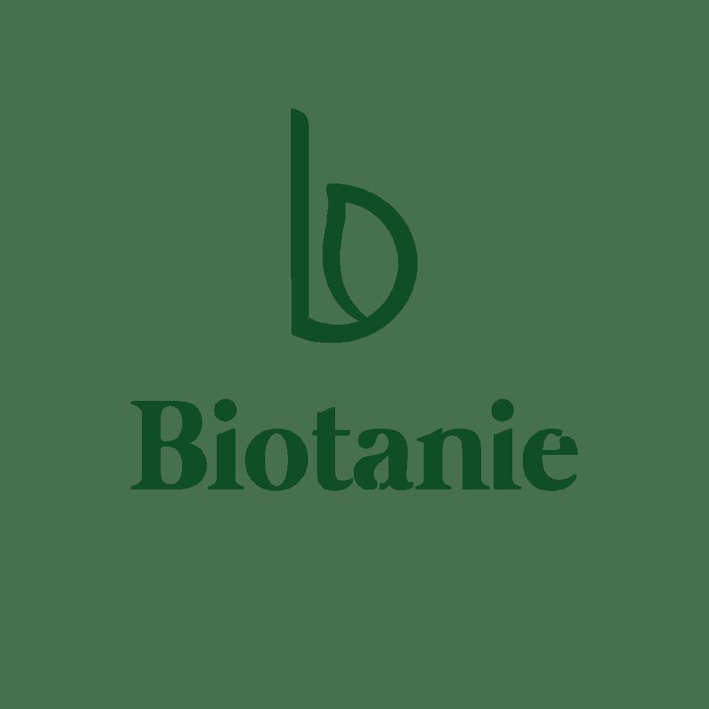 logo biotanie vert vert foncé